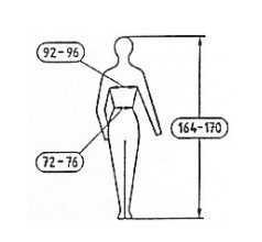 designación tamaño EN ISO 13688