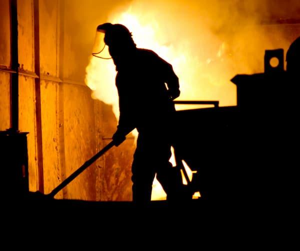 taller calor y llama