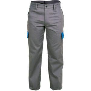 Pantalon cerrado de protección en ropa de protección de calor y llama y arco eléctrico
