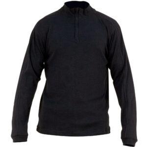 Camiseta tipo sudadera en ropa de protección