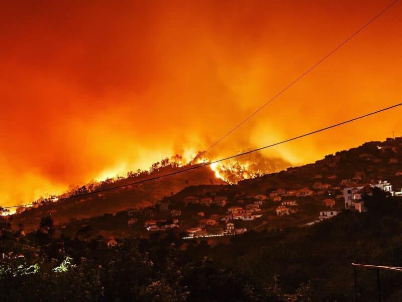 incendio ropa bombero forestal