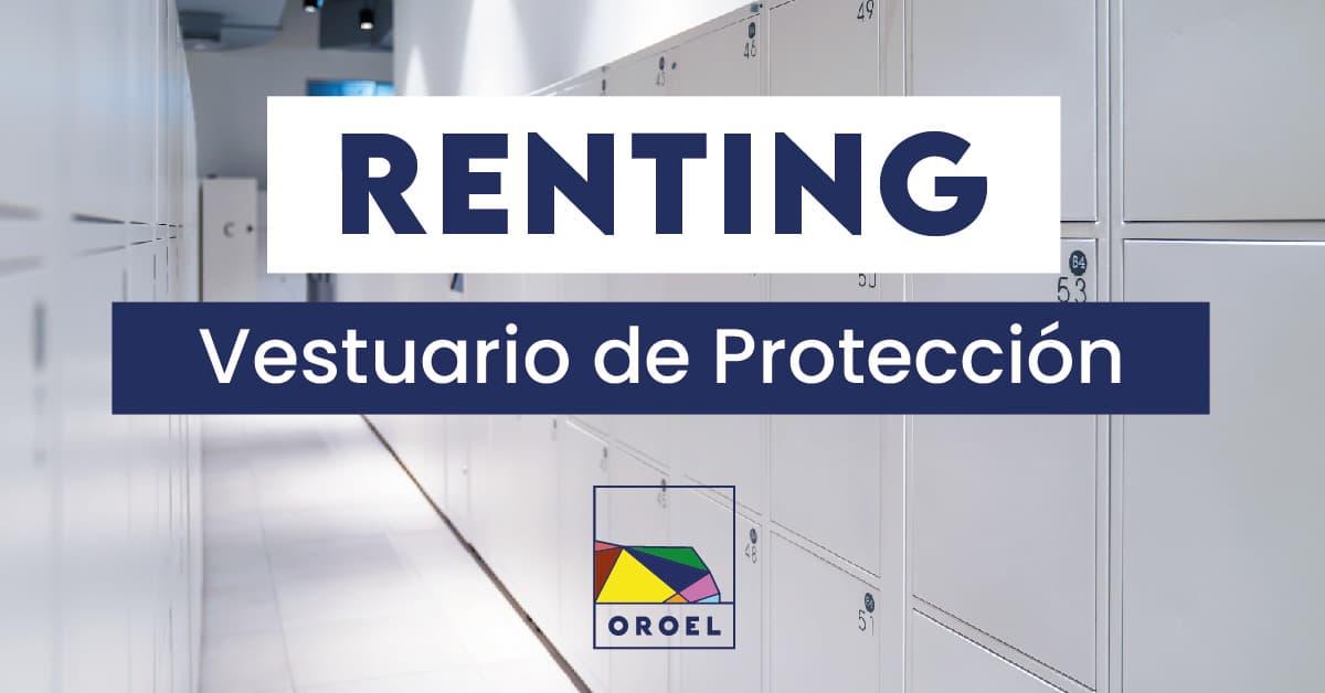 renting de prendas de proteccion